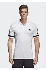 adidas Blanco de Hombre modelo CLUB 3STR POLO Polos Camisetas Deportivo