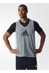 Adidas Plateado de Hombre modelo TRG BIB 14 Bividis Deportivo