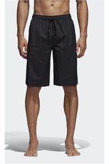 adidas Negro / Blanco de Hombre modelo 3S SH CL Deportivo Shorts