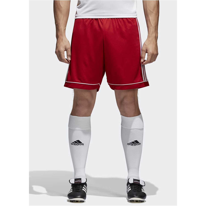 cdf830dfc3c27 Short de Hombre Adidas Rojo squad 17 sho