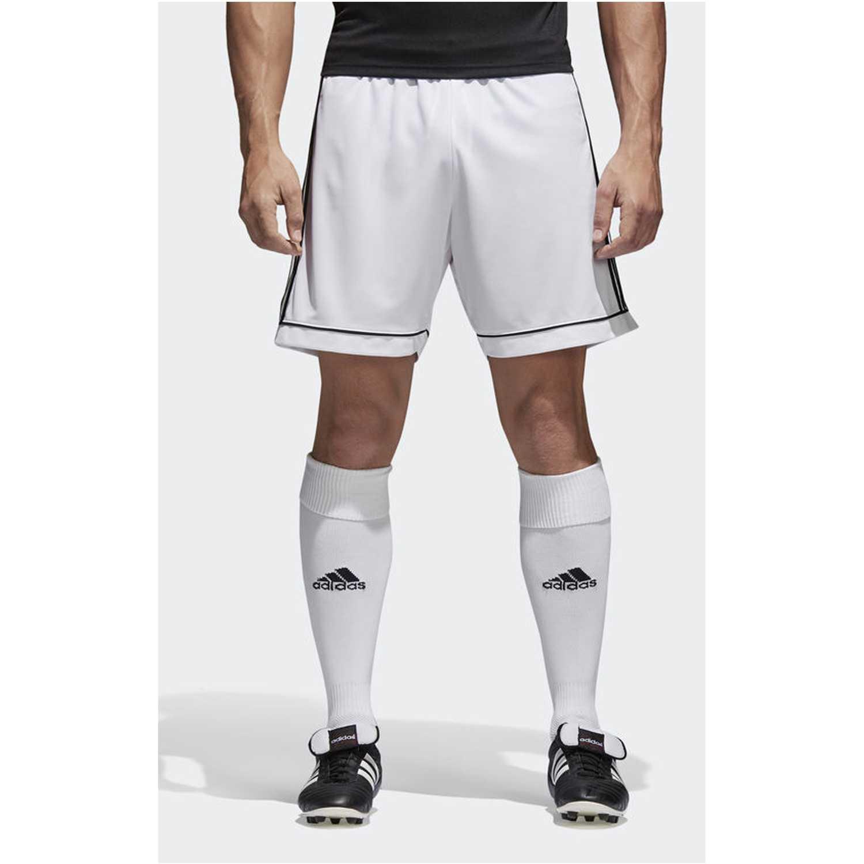 Short De Blanco Squad Negro Adidas Sho Hombre 17 zzrB8URqP