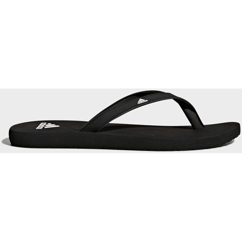 wholesale dealer fa1c5 4780f Sandalia de Mujer adidas Negro eezay flip flop