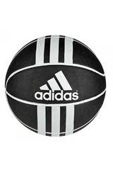 Adidas Negro / blanco de Hombre modelo 3S RUBBER X Pelotas Deportivo