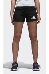 adidas Negro / Blanco de Mujer modelo ESS SOLID SHORT Shorts Deportivo