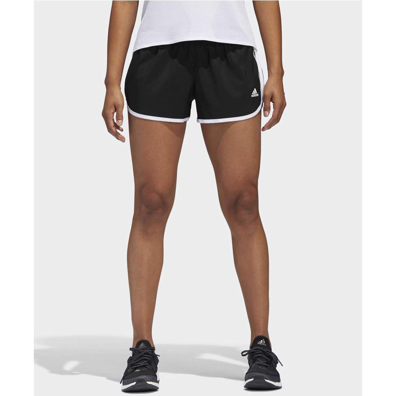 89e802efb20bd Short de Mujer Adidas Negro   blanco m10 woven short