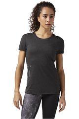 adidas Negro / Blanco de Mujer modelo RC POLY-BLEND-T Polos Deportivo