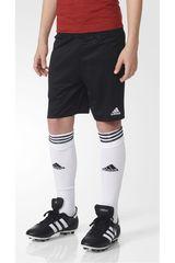 Adidas Negro / blanco de Jovencito modelo parma 16 sho y Deportivo Shorts