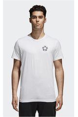 adidas Blanco de Jovencito modelo WC HIST MASCOTS Polos Deportivo