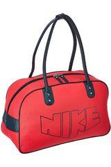 Nike Rosado de Mujer modelo HERITAGE 76 PRINT SHOULDER CLUB Bolsos Carteras