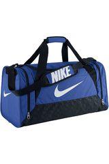 Nike Azul / Negro de Hombre modelo BRASILIA 6 MEDIUM DUFFEL Maletínes