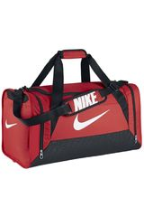 Nike Rojo / negro de Hombre modelo BRASILIA 6 DUFFEL MEDIUM Maletínes Deportivo