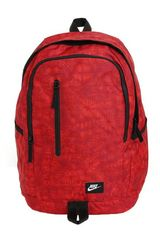 Nike Rojo de Hombre modelo NIKE ALL ACCESS SOLEDAY - PRINT Mochilas