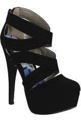 Calzado de Mujer Platanitos CP PENELOPE197-M Negro