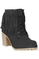 Platanitos Negro de Mujer modelo NY-BTPT 12 Botínes Casual