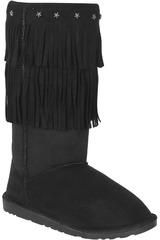 Platanitos Negro de Mujer modelo BT 304 Botínes Tacos