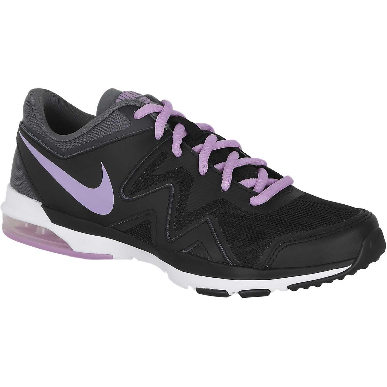 sale retailer 19b8f 1e6a4 Zapatilla de Mujer Nike negro / morado wmns air sculpt tr 2 ...