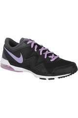 Nike Negro / Morado de Mujer modelo WMNS AIR SCULPT TR 2 Training Zapatillas Deportivo