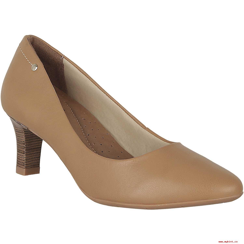 Calzado de Mujer Limoni - Cuero Camel c 4401