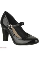 Calzado de Mujer Platanitos Negro C-V-66