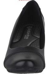 Calzado de Mujer Platanitos Negro C-V-1310