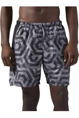 Reebok Gris / Blanco de Hombre modelo 7 INCH SHORT WG Deportivo Shorts