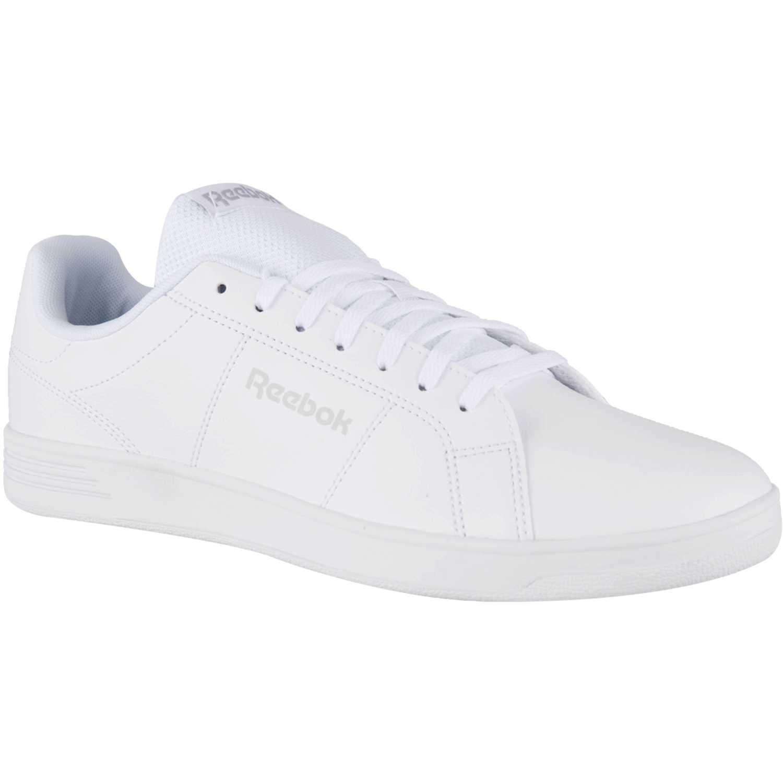 Zapatilla de Hombre Reebok Blanco blanco royal rally  41ee4a271dacc