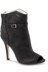 Calzado de Mujer Just4u Negro BT 138-M