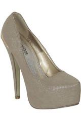 Calzado de Mujer Platanitos CP 8812 Dorado