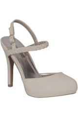 Calzado de Mujer Platanitos Piel CP WALTZ21-M