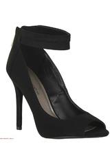 Sandalia de Mujer Platanitos Negro S ARA34