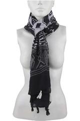 Platanitos Negro de Mujer modelo 1025008 Bufandas