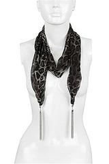 Bufanda de Mujer Genérica Leopardo SC150054