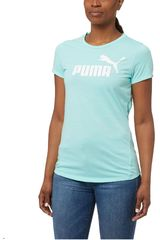 Puma Celeste de Mujer modelo ESS No.1 Tee Heather W Deportivo Polos