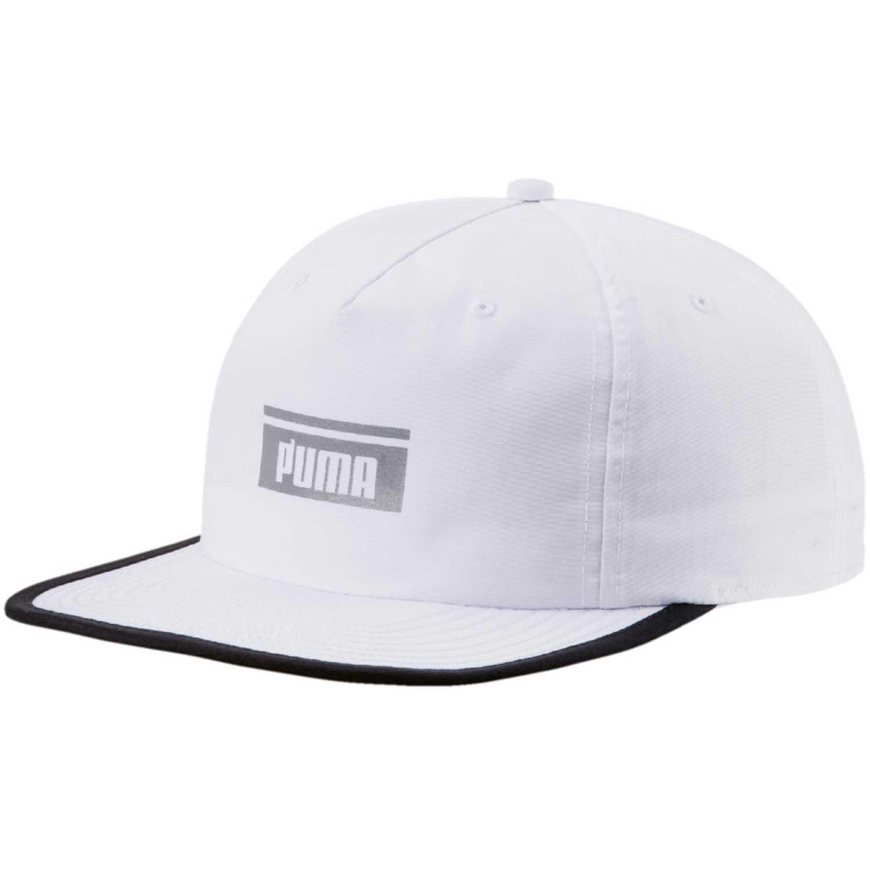 Gorro de Hombre Puma Blanco pace fb sb  cea091546d5