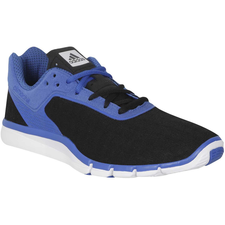 buy online c97a3 0eeb4 Zapatilla de Hombre adidas Negro  Azul 360.2 chill m