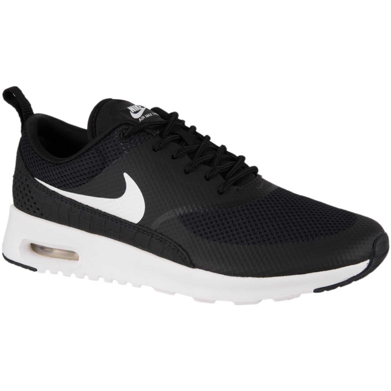 0ea5661c0 Zapatilla de Mujer Nike negro / blanco wmns air max thea ...