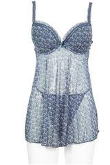 Kayser Azul de Mujer modelo 73.964 Babydoll Ropa Interior Y Pijamas Lencería
