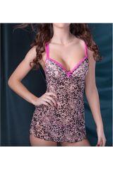 Kayser Fucsia de Mujer modelo 73.909 Babydoll Ropa Interior Y Pijamas Lencería