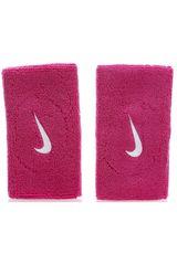 Muñequera de Mujer Nike Fucsia NIKE SWOOSH DOUBLEWIDE WRISTBANDS