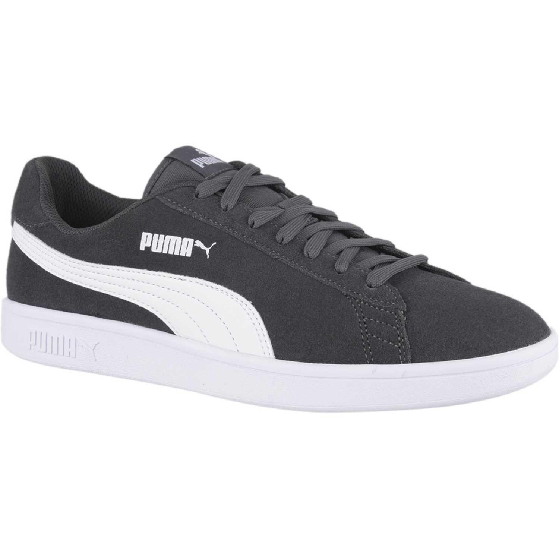 Zapatilla de Hombre Puma Negro / blanco smash v2