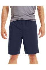 Short de Hombre Under Armour Azul / plateado UA MIRAGE SHORT 8