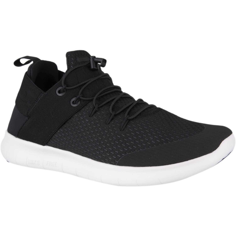 on sale b4ec7 6d527 Zapatilla de Hombre Nike Negro   blanco free rn cmtr 2017