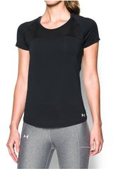Polo de Mujer Under Armour Negro fly by ss tee