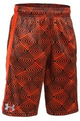 Short de Jovencito Under Armour Azul / rojo Eliminator Printed Short