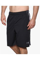 Under Armour Negro /Gris de Hombre modelo UA Select 9in Short Deportivo Shorts