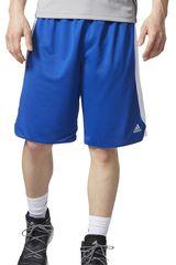 adidas Azulino de Hombre modelo Rev Crzy Exp Sh Deportivo Shorts