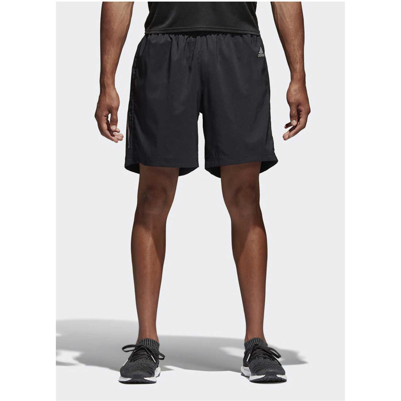 Negro M Run Shorts Adidas Hombre Short De wvqpSS