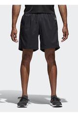 adidas Negro de Hombre modelo RUN SHORTS M Shorts Deportivo