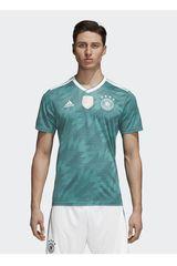 adidas Verde de Hombre modelo DFB A JSY Camisetas Deportivo Polos