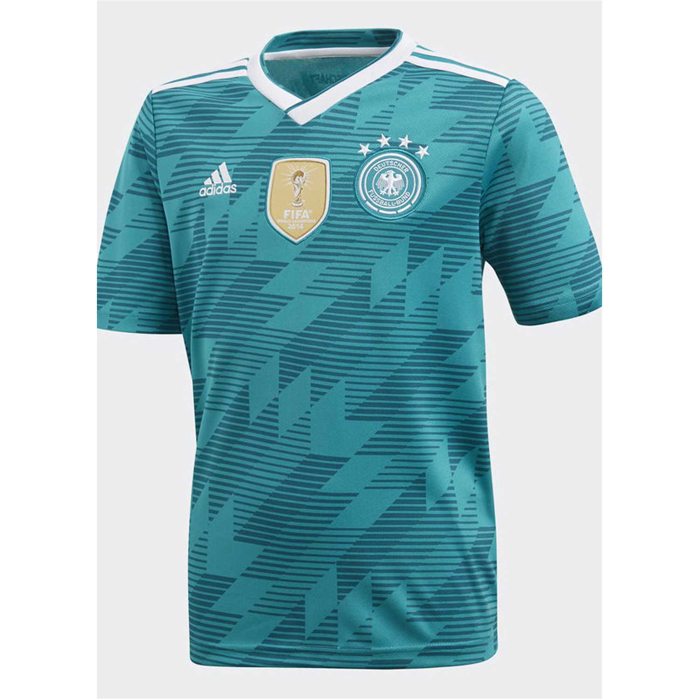 Camiseta de Jovencito Adidas Verde dfb a jsy y  e80bf4ee2e2d1